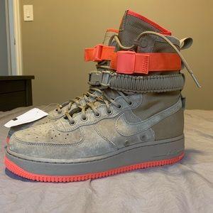 Nike Special Force AF 1's